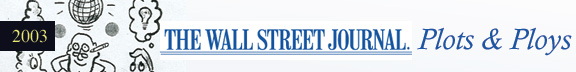 2003 The Wall Street Journal