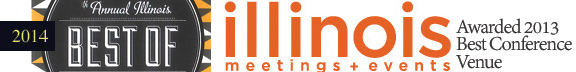 2013 - Illinois Meetings and Events - Best Conference Venue