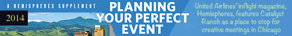 2014 - Hemisperes - Planning Your Perfect Event
