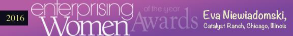 Enterprising Women of the year awards
