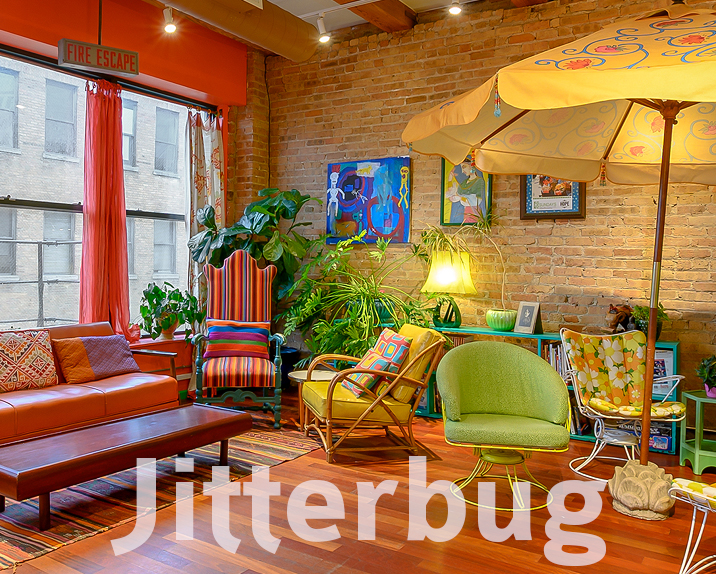 Jitterbug Meetings and Events Space