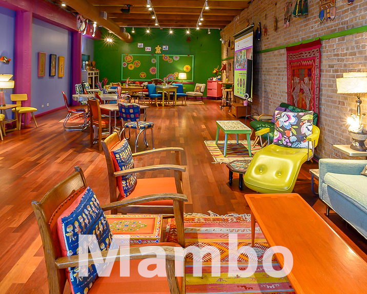 Mambo Meetings and Events Space