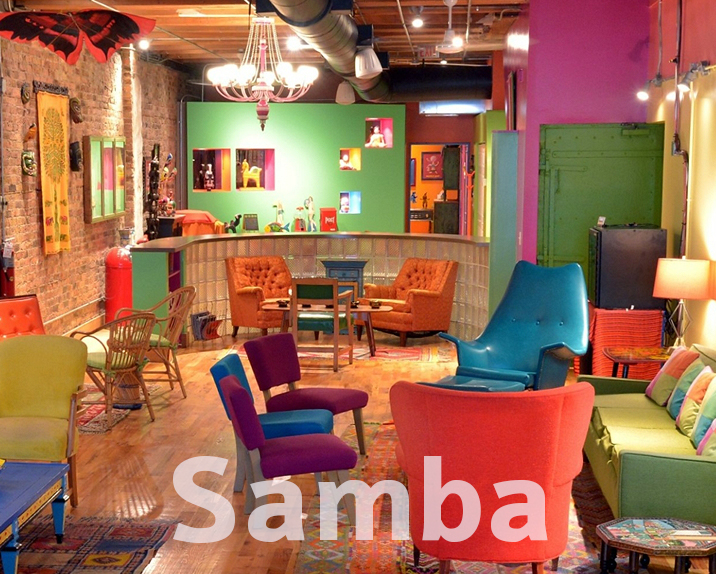 Samba Meeting and Events Space