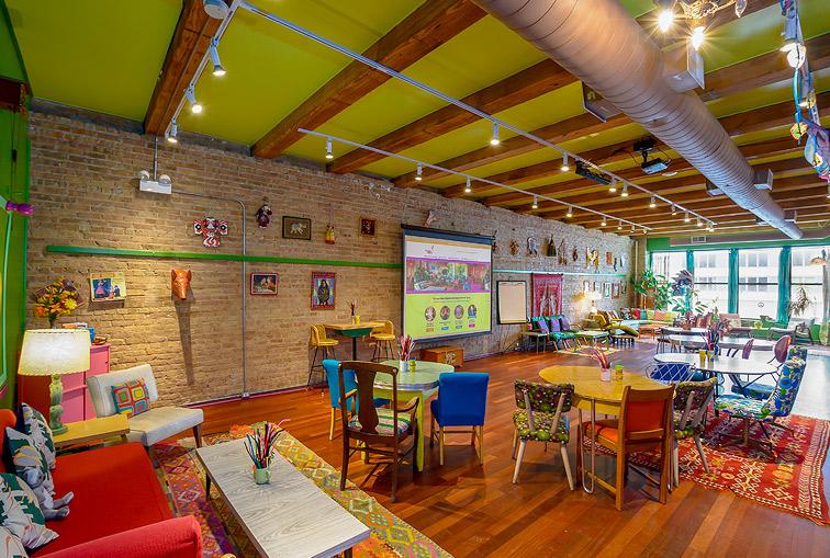 Mambo Meeting Room Rental Space