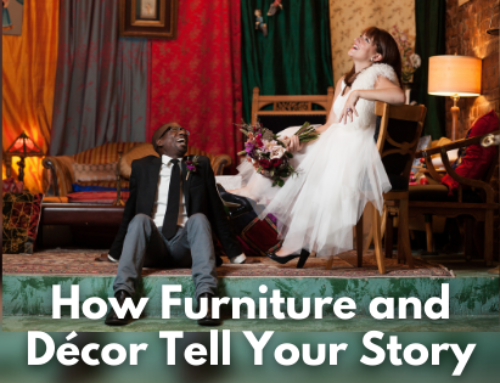 How Furniture and Décor Tell Your Story