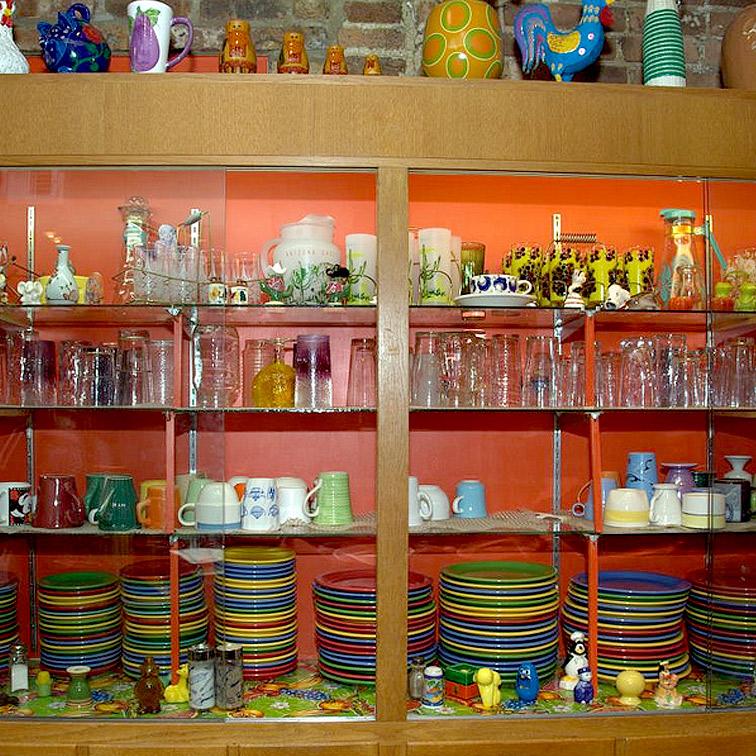 Green Venue Dishes