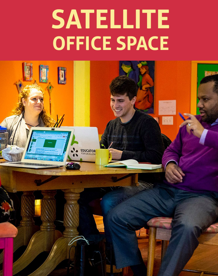Satellite Office Space for Rent in Downtown Chicago