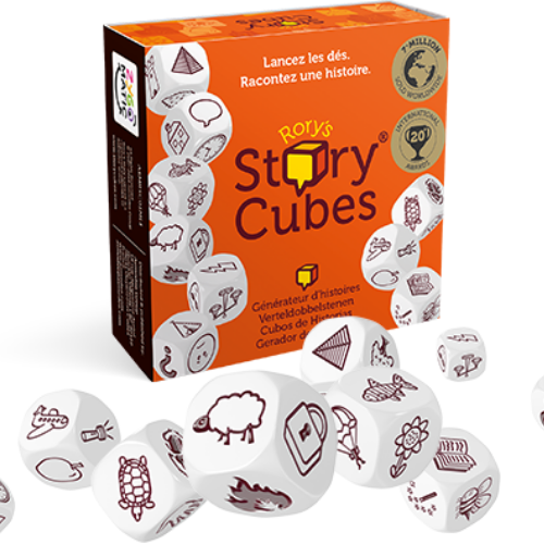 Dinner Party Add-On - Rory's Story Cubes