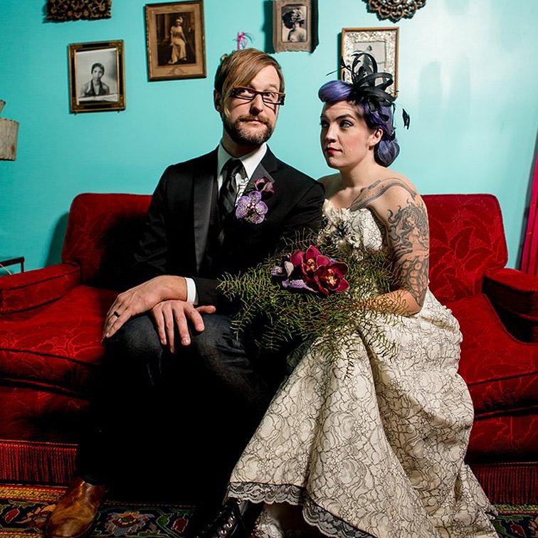 Wedding Portrait Photo