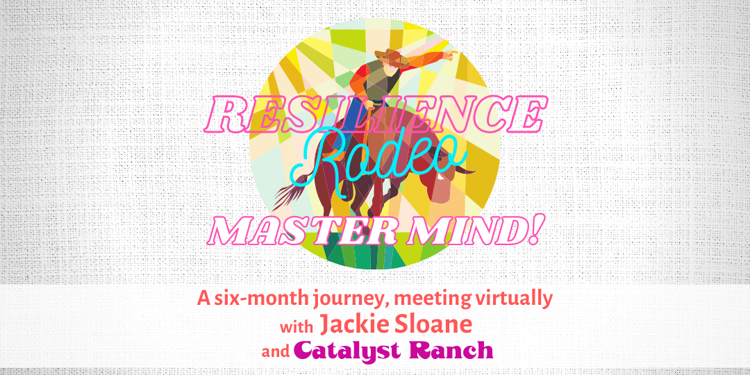 Resilience Rodeo with Jackie Sloane
